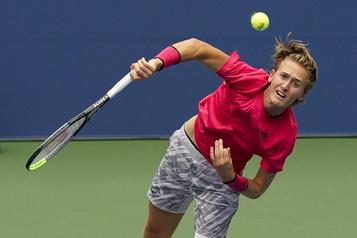 Roland-Garros Sebastian Korda, petit dernier d'une famille de sportifs)