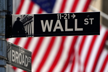 Wall?Street finit en hausse, record pour le S&P 500)