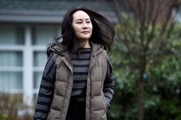 Affaire Huawei Meng Wanzhou de retour en cour à Vancouver)