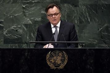 Sprint final canadien pour un siège au Conseil de sécurité de l'ONU)