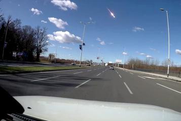 Incroyable mais vrai: une météorite explose en Croatie