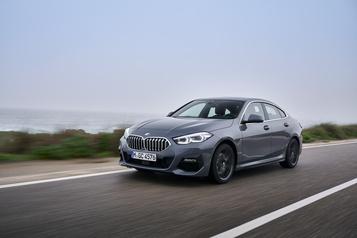 BMW Essai routier BMW228i Gran Coupé: digne de son nom? )