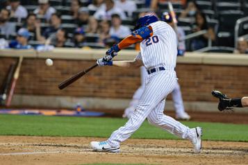 Les BlueJays blanchis3-0 par les Mets)