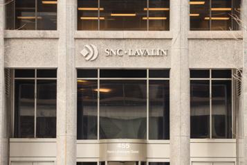 SNC-Lavalin n'est plus sur la liste noire de la Banque mondiale)