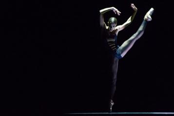 Édouard Lock Retour aux Grands Ballets canadiens