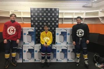 Des purificateurs d'air pour le hockey)