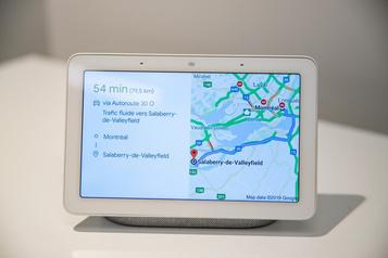 Nest Hub: une fenêtre sur le cerveau de Google