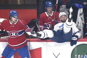 Série Canadien-Maple Leafs Josh Anderson : « Nous allons devoir jouer du hockey physique »)