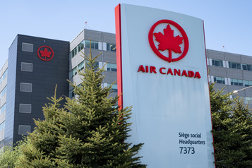 La valeur d'un placement de titres d'Air Canada grimpe à environ 1,4 milliard)
