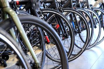 Achat d'un vélo: «Dépêchez-vous!»)