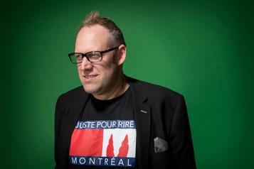 Juste pour rire s'associe avec Montreux Comedy