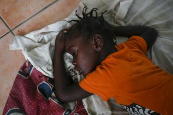 Un million d'Haïtiens risquent d'avoir faim cet hiver )