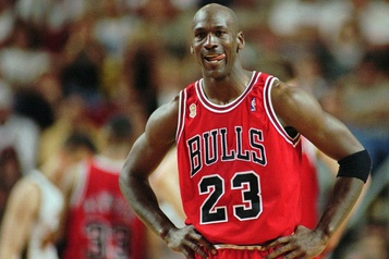 Michael Jordan : lancement le 19 avril d'un documentaire en 10 épisodes