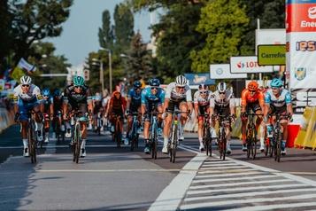 Retour au calme au Tour de Pologne)