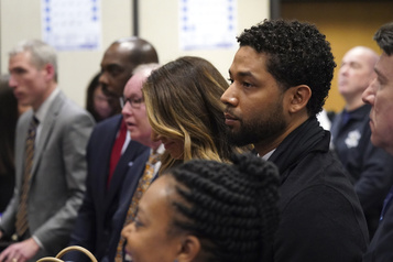 Fausse agression : l'acteur Jussie Smollett plaide non coupable