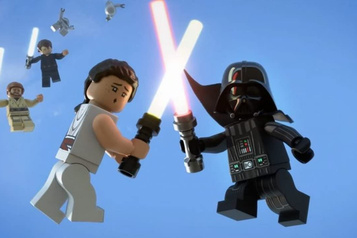 LEGO Star Wars Holiday Special : retour vers les étoiles ★★★)