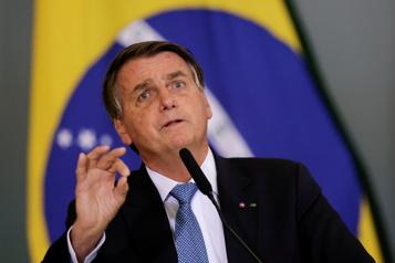 COVID-19 au Brésil Jair Bolsonaro renonce à se faire vacciner