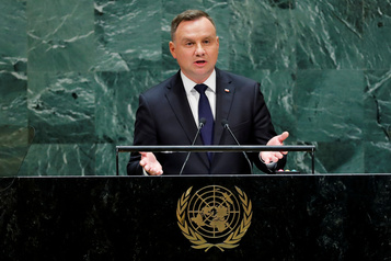 Auschwitz: la Pologne appréhende d'être attaquée par Poutine à Jérusalem