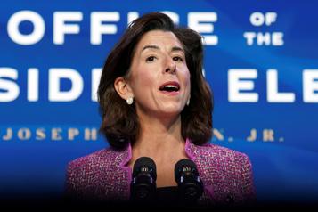 États-Unis La future secrétaire au Commerce promet d'être «agressive» envers la Chine)