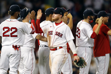 Les Red Sox remportent une cinquième victoire de suite)