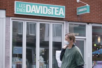DavidsTea ferme 82magasins au Canada et quitte les États-Unis)