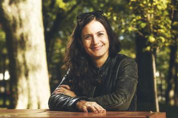 Silvia Galipeau, journaliste sur des sujets de société)