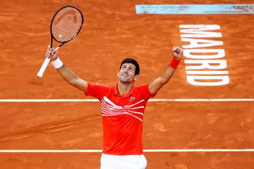 Djokovic jouera aux Internationaux des États-Unis)