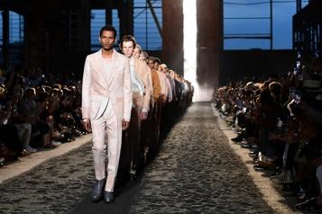 Milan La mode masculine retrouve son public… ou presque)