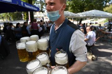 COVID-19 L'Oktoberfest à Munich annulée pour la deuxième année consécutive)