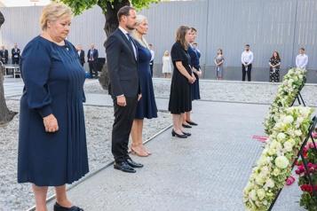 Dix ans après les attaques de Breivik La Norvège lutte contre la haine)
