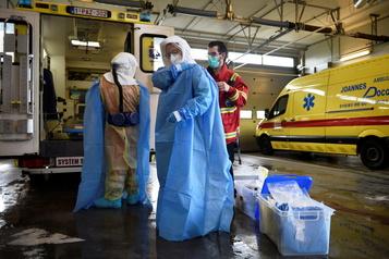Belgique Gouvernement fédéral et provinces divisés dans la lutte contre la pandémie)