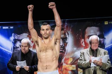 Boxe David Lemieux pourrait se battre pour le titre vacant du WBC)