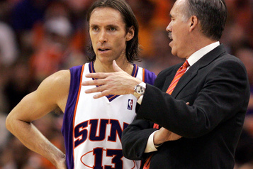 Mike D'Antoni nommé adjoint de Steve Nash chez les Nets de Brooklyn)