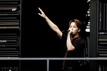 Des stars de la K-pop appuient Pékin