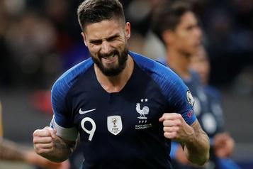 Euro2020: la France et l'Angleterre qualifiées