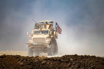 L'armée américaine renforce son déploiement en Syrie)