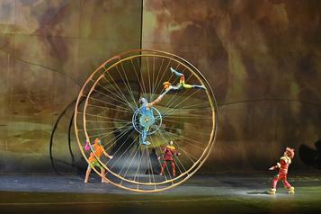Cirque du Soleil: la grande séduction chinoise