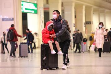 Un voyageur venu deChine infecté par le nouveau coronavirus