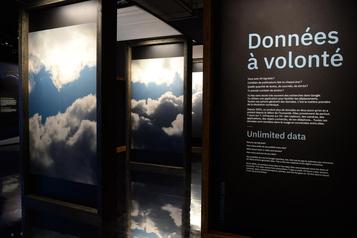 La tête dans le nuage: la dystopie aumusée