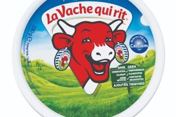 Groupe fromager Bel L'année2020 a souri au fabricant de La Vache qui rit)