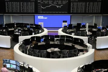 Les Bourses européennes se stabilisent)