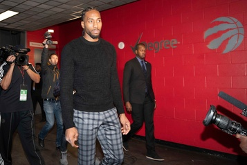 Leonard conduit les Clippers à la victoire à Toronto