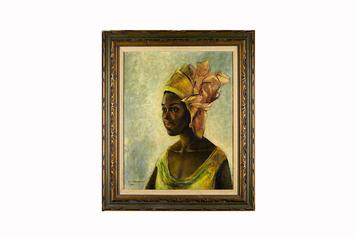Un tableau du Nigérian Ben Enwonwu vendu 1,8million$