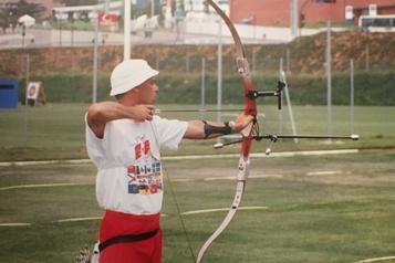 Jeannot Robitaille, archer et grutier, un homme de précision)