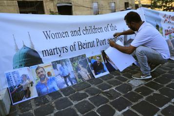 Explosion au port de Beyrouth Le juge à nouveau contraint de suspendre l'enquête