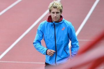 Athlétisme «Lasituation est exécrable», affirme Charles Philibert-Thiboutot)