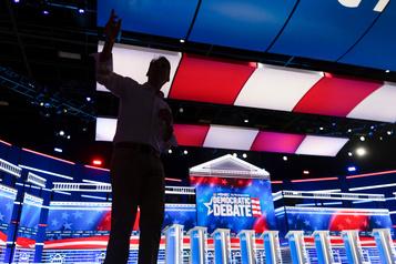 Nouveau débat démocrate; une poignée de favoris à l'épreuve