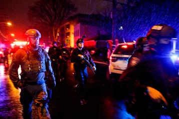 Six morts dans une fusillade dans le New Jersey