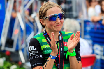 Ironman de Mont-Tremblant: uneQuébécoise quatrième
