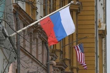 Washington et Moscou se chamaillent au sujet de leurs effectifs diplomatiques)